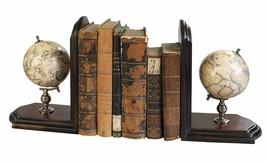 Authentic Models GL009F Globe Bookends - Peazz.com