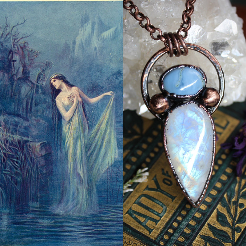 The Lady of the Lake in Arthurian Legend