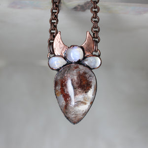 Lodolite Arcane Traveler Necklace