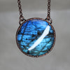 Full Moon Labradorite - medium