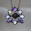 Medieval Cluster Necklace