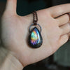 Small Labradorite Necklace - E