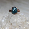 Blue Apatite Ring size 6