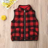 Toddler Buffalo Paid Vest