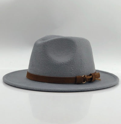 Wool Panama Hat - More Colors Available
