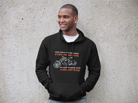 Ride All Day Pull Over Hoodie