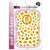 Sunflower Nail Stickers - Naildrobe Nail Supplies