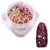 Iridescent Fuschia NaIl Glitter - Naildrobe Nail Supplies