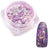 Iridescent Lilac NaIl Glitter - Naildrobe Nail Supplies