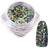 Iridescent Black NaIl Glitter - Naildrobe Nail Supplies