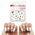 Cactus Succulent Waterslide Nail Decals  (Waterslide Nail Decal) - Naildrobe Nail Supplies