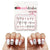 Candy Cane Christmas Nail Decals  (Waterslide Nail Decal) - Naildrobe Nail Supplies