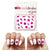Cheerleading Nail Decals (Waterslide Nail Decal) - Naildrobe Nail Supplies