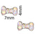 Dog Bone Nail Charm (2pcs)