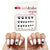 Paw Print Nail Decals  (Waterslide Nail Decal) - Naildrobe Nail Supplies