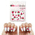 Watermelon Nail Decals  (Waterslide Nail Decal) - Naildrobe Nail Supplies