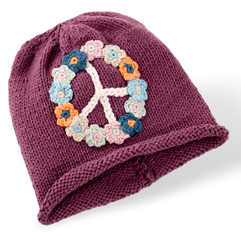 Peace Hat - Adult - Organic - Samana Living