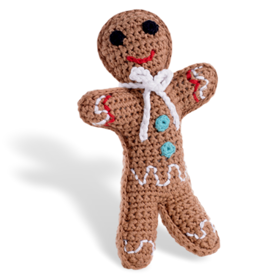 Gingerbread Man -  Brown - Samana Living