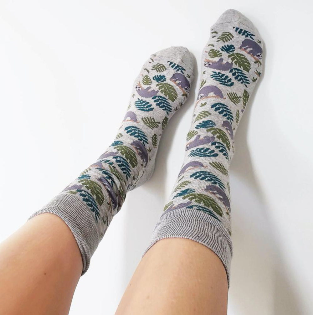 Socks That Protect Sloths (2 sizes) - Samana Living