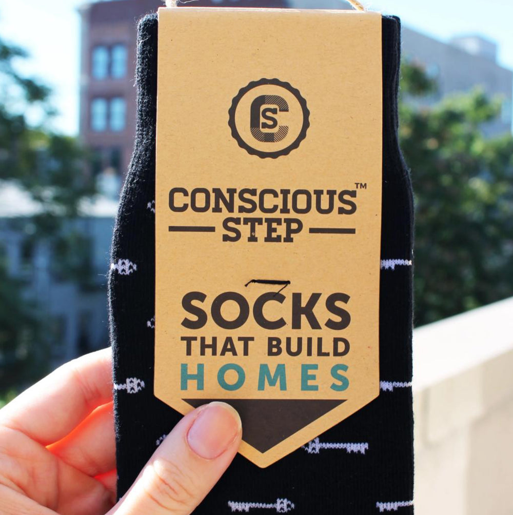 Socks That Build Homes - Samana Living