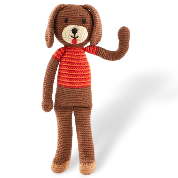 Dog Doll ( boy / girl ) - Samana Living