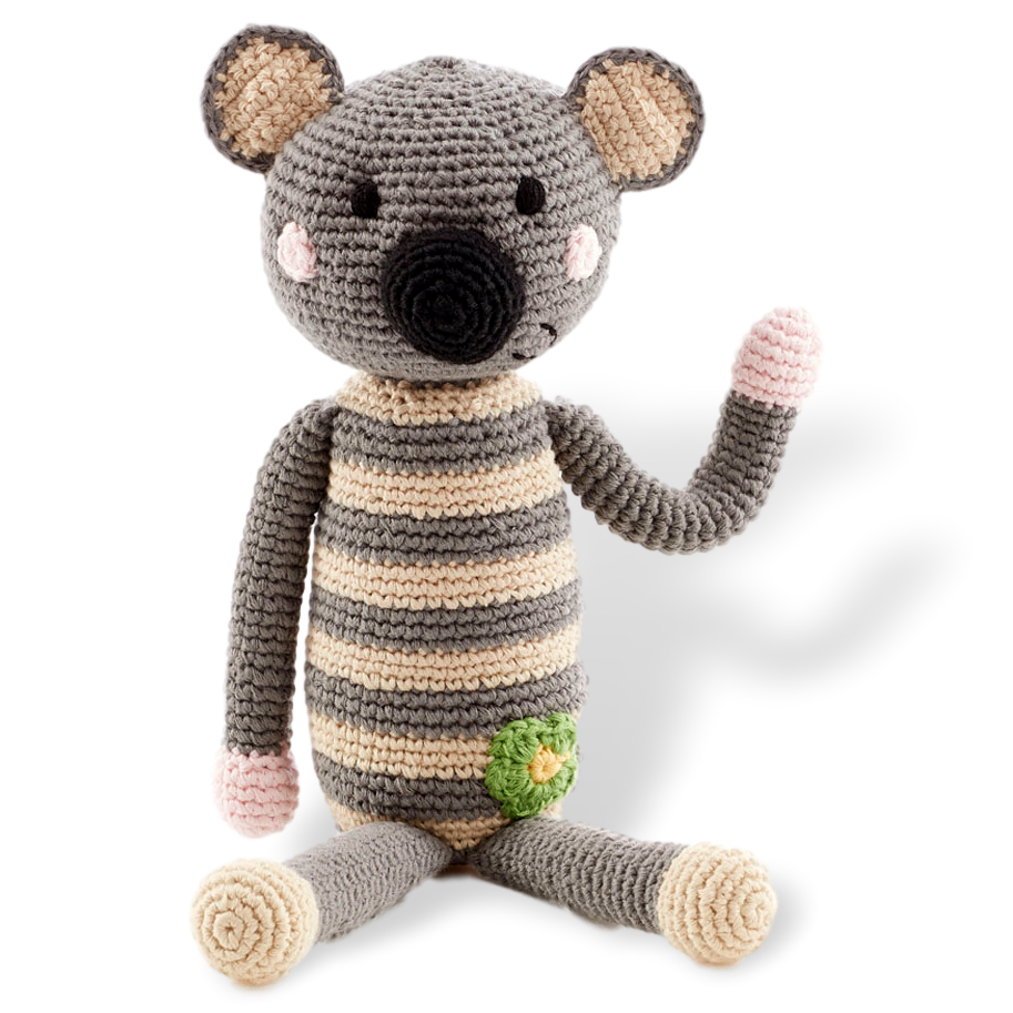 Koala Bear Rattle - Samana Living