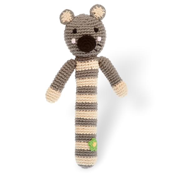 Stick rattle – koala bear - Samana Living