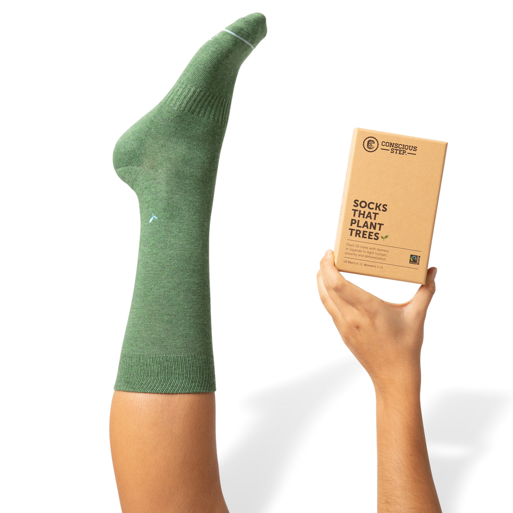 Socks that Protect Trees - collection