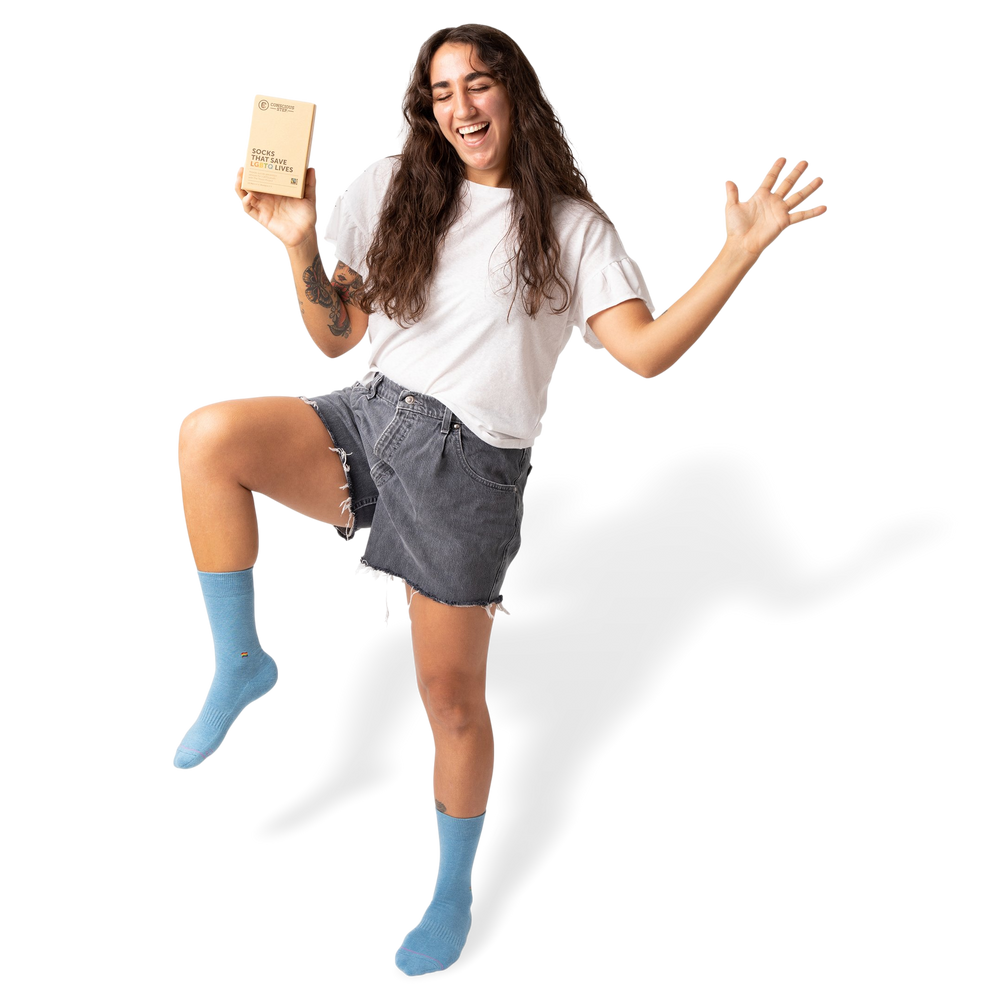 Socks that Save LGBTQ Lives - collection
