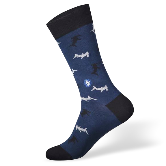 Socks That Protect Sharks - Samana Living