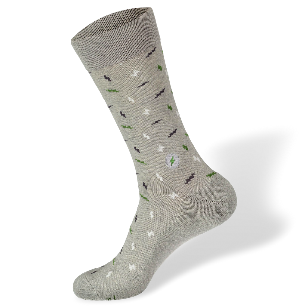 Socks for Disaster Relief - grey - Samana Living