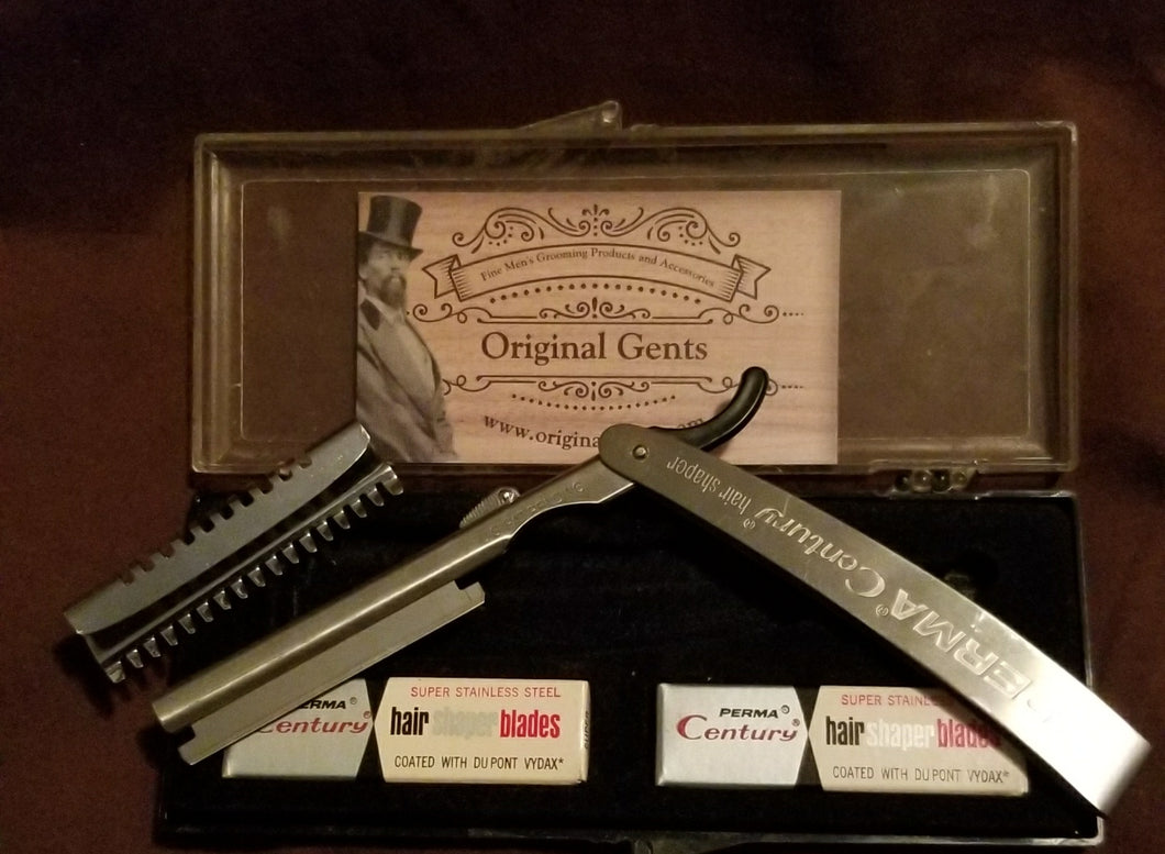Removable Straight Razor