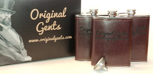 8 fl oz. Original Gents Flask
