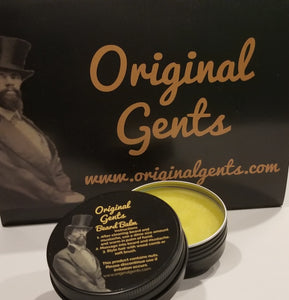 Original Gents Beard Balm 3 oz