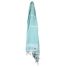 The Breezy Beach Towel