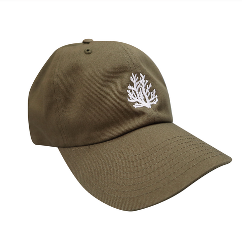 Coral Cap - Loden