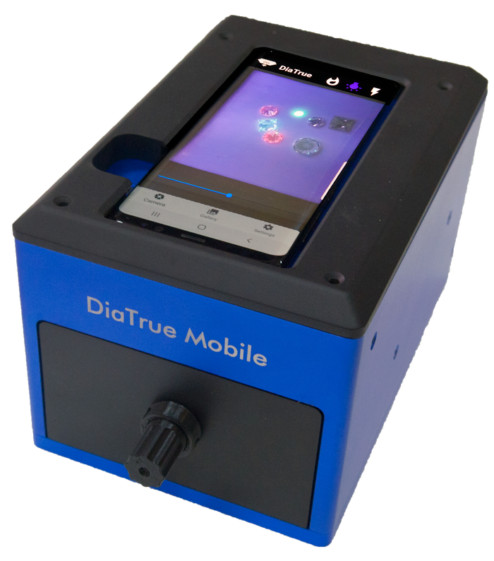 Dia true mobile CVD tester
