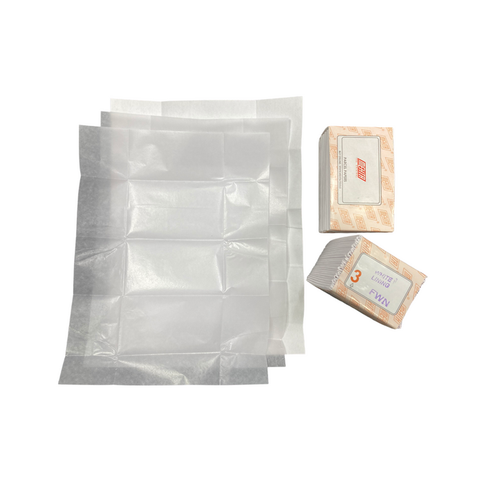 White Lining FWN parcel papers