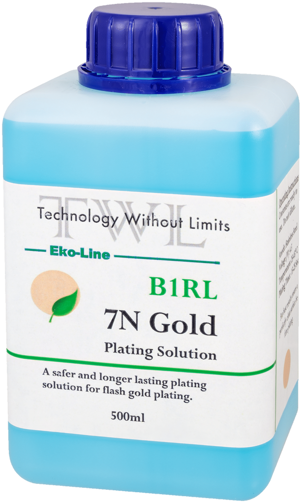 B1RL Gold Plating solutions