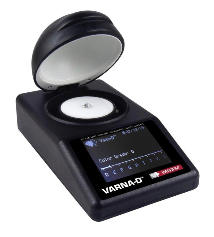 Varna-D Colorimeter for polished diamonds