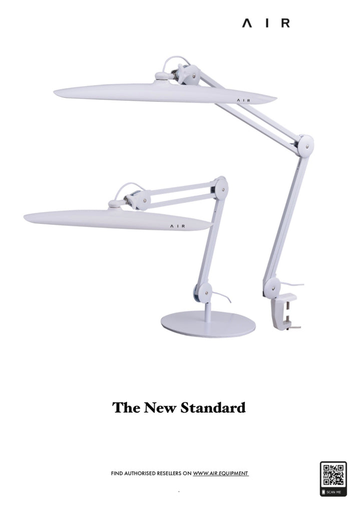 Air Diamond Grading Lamp