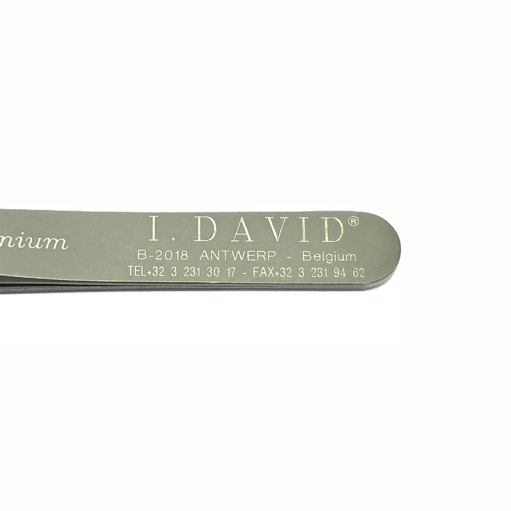 I.David Titanium tweezers