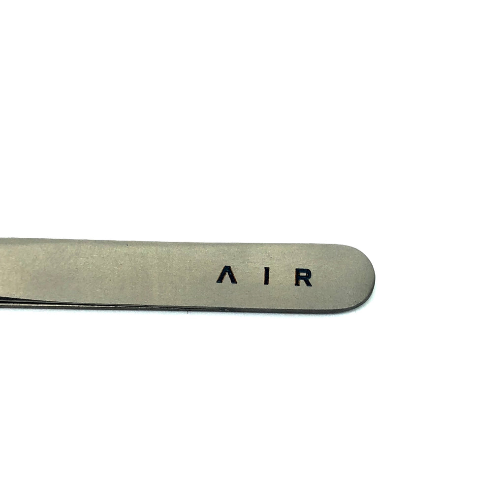 Air Titanium Diamond Tip Tweezer
