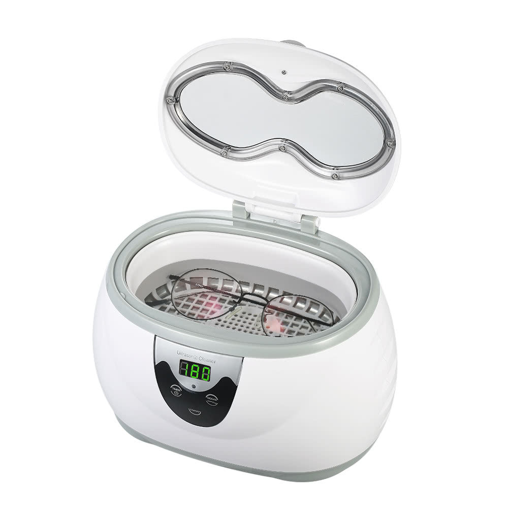 Mini Ultrasonic Cleaner (600ml)