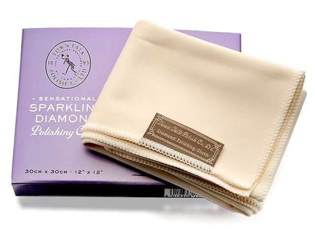 Towntalk Diamond Polishing Cloth