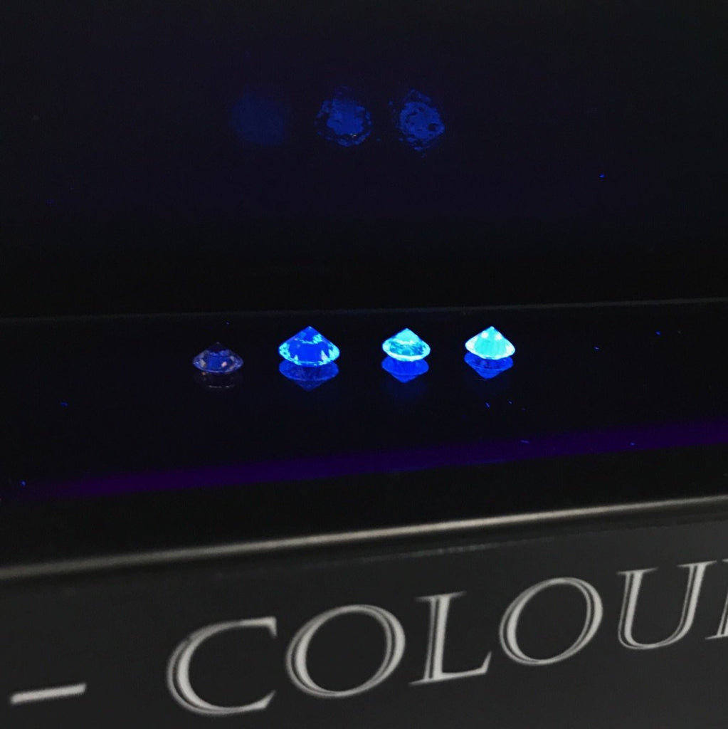 Color View UV lamp