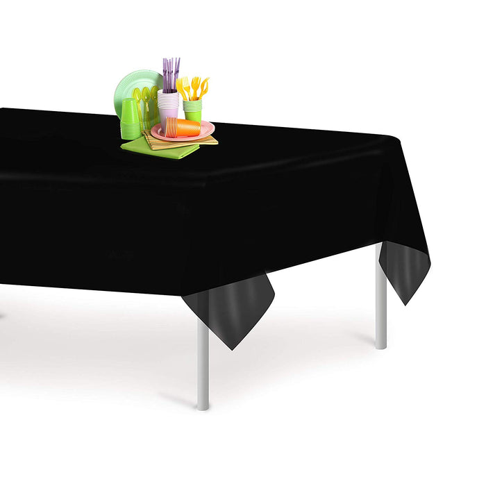 Plastic Table Covers - Choose Color