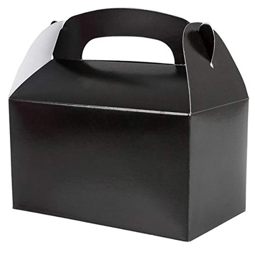 Black Gable Treat Box - Pack of 12