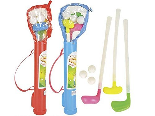 Play Kreative Kids Golf Club Party Set - Golf putter Set - PlayKreative.com
