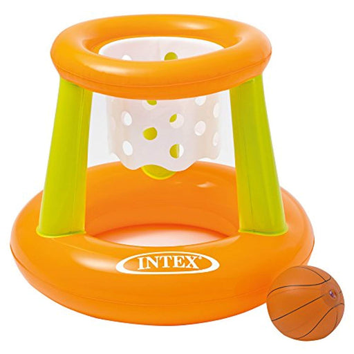 Intex Floating Hoops Basketball Game Colors May Vary